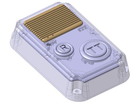 TreeTalk Intercom 3D model