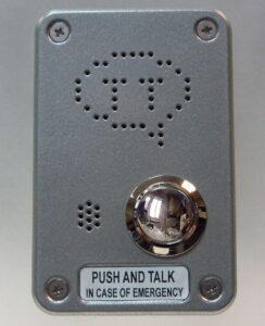 Comunicatore Wireless Universale TreeTalk e Pannello Push-To-Talk